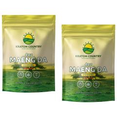 Premium Maeng Da Kratom Powder - Red Vein-8 Ounces (224 Grams)