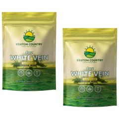 White Vein Kratom Capsules-8 Ounces (224 Grams)