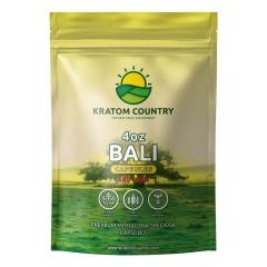 Premium Red Bali Kratom Capsules - Red Vein-4 Ounces (112 Grams)