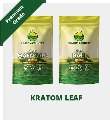Kratom Country Premium Grade Leaf